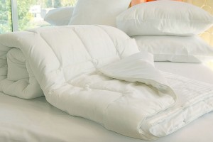 Как определить степень теплоты одеяла?