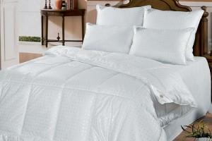 Обзор полезных свойств одеяла из пуха-пера