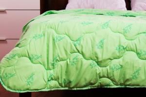Что представляет собой бамбуковое одеяло?