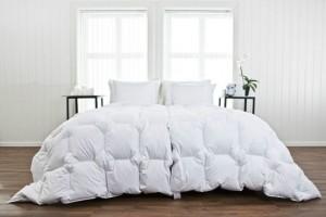 Каким требованиям должно отвечать пуховое одеяло?