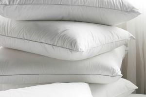 Пять основных преимуществ пуховых подушек