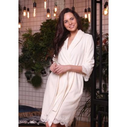 Легкий бамбуковый женский халат Mirabella (EFW)