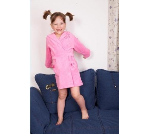 Детский халат из легкой махры 7