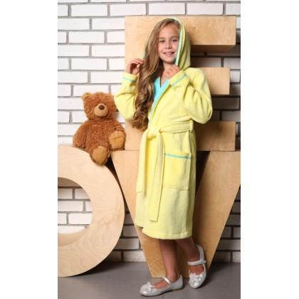 Детский махровый халат Mimi