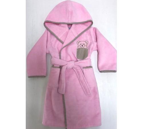 Детский махровый халат Teddy (EFW)