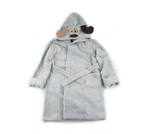 Детский бамбуковый халат Doggy (PECHE MONNAIE France 9)