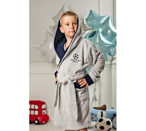 Подростковый махровый халат