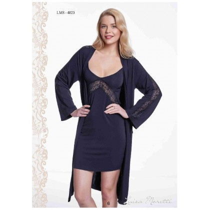 Комплект халат и сорочка Luisa Moretti (ESC 4023)
