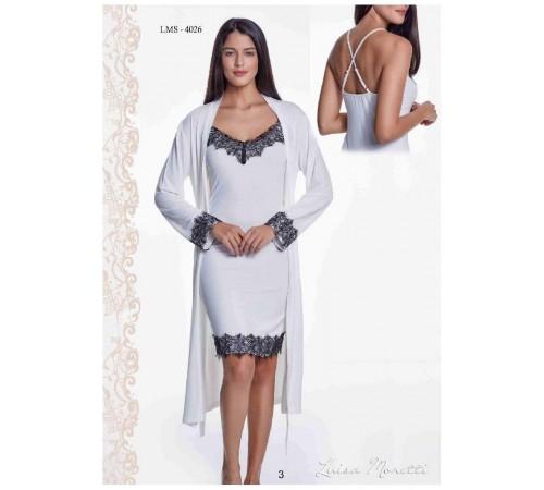 Комплект халат и сорочка Luisa Moretti (ESC 4026)