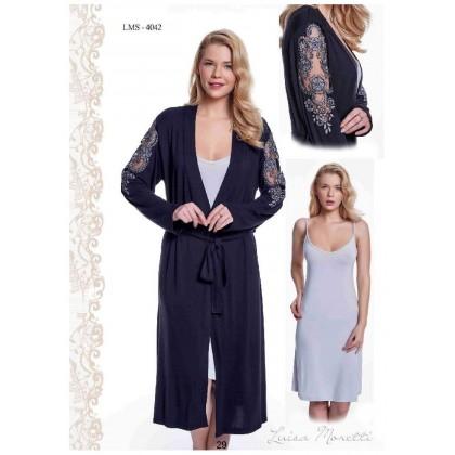 Комплект халат и сорочка Luisa Moretti (ESC 4042)