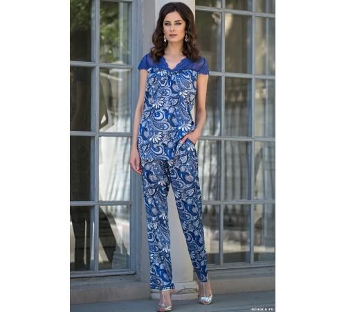 Комплект из блузы и брюк VIOLETTA (9906)