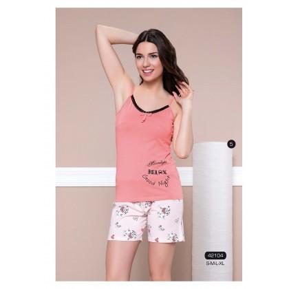 Легкий костюм - пижама для дома и отдыха Moyra (42104)
