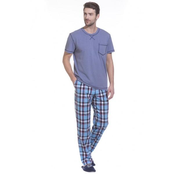 ed5e57d584ea0 Домашний костюм мужской - пижама мужской BOSS №29 (PM 2135/5) купить ...
