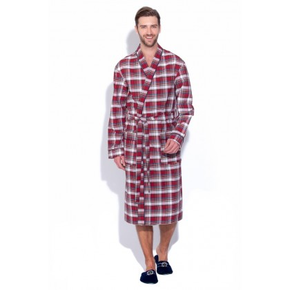 Сверхлегкий хлопковый халат Scotland №31 (PM 0803/2)