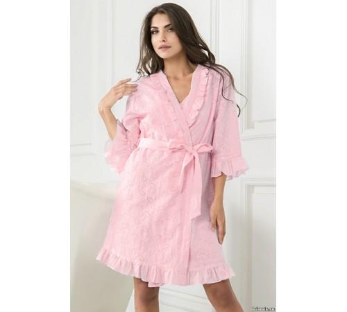 Короткий халат-кимоно Carolina (EM 6043)
