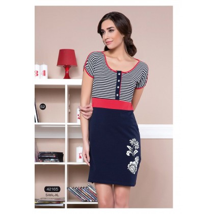 Платье - туника для отдыха и дома Moyra (42165)