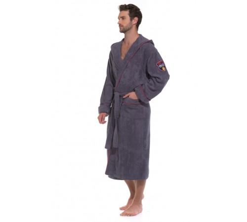 Махровый халат с капюшоном Ultimate Edition (PM France 932)