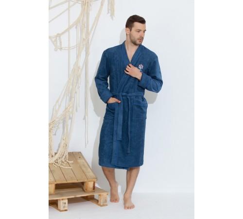 Махровый халат из бамбука SEAMAN (PM 405)