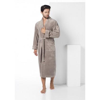 Бамбуковый махровый халат General (E 2885)