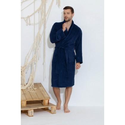 Банный халат мужской Deep Blue (Е 363)