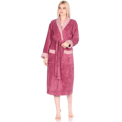 Шикарный бамбуковый халат Belette (PM France 735)