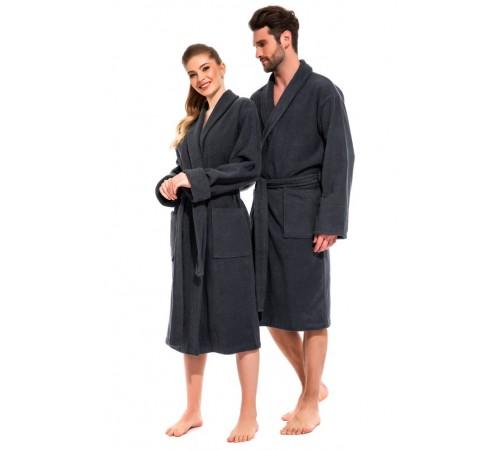 Банный махровый халат Grey Label (Е 365)