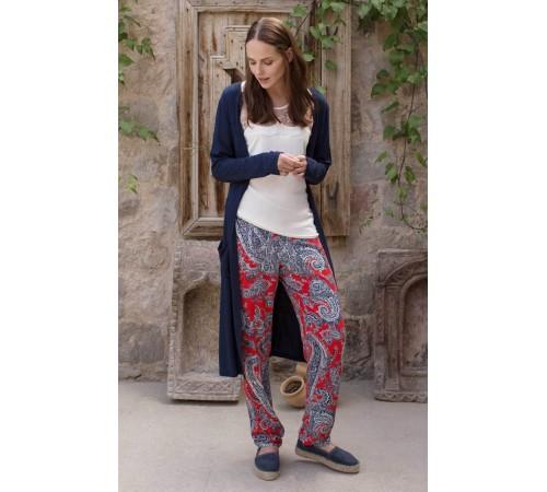 Комплект - тройка. Кардиган, брюки и топ Miss Loren (E 1205)