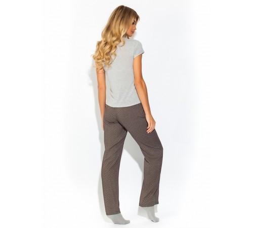 Легкие брюки женскиеиз индийского штапеля Lights (E 1414/#8)