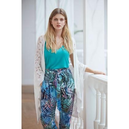 Комплект-тройка. Кардиган, брюки и топ Miss Loren (E 1512)