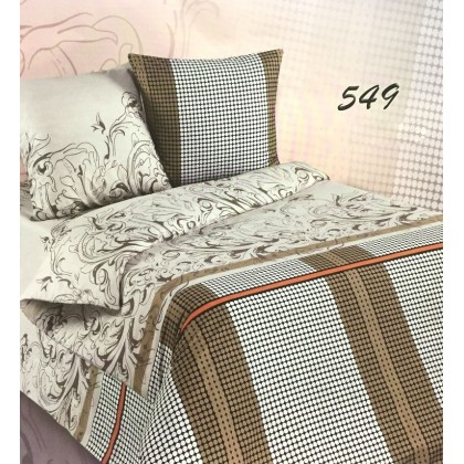 Постельное белье бязь Экзотика 549 1.5 спальное