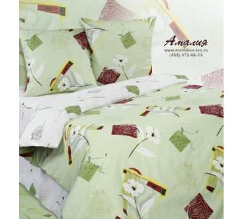 Постельное белье бязь Экзотика Амалия 1.5 спальное