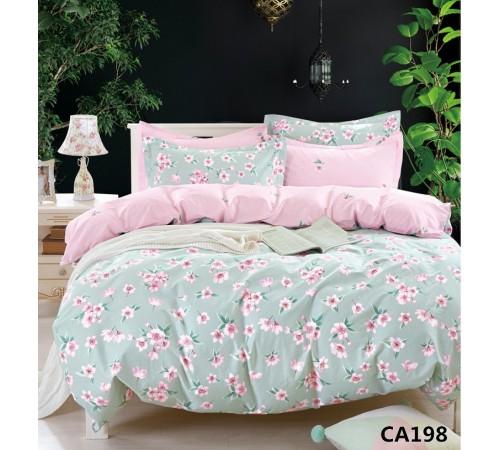 Постельное белье сатин Альвитек CA-4-198  2 спальное