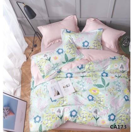 Постельное белье сатин Альвитек CA-4-173  2 спальное