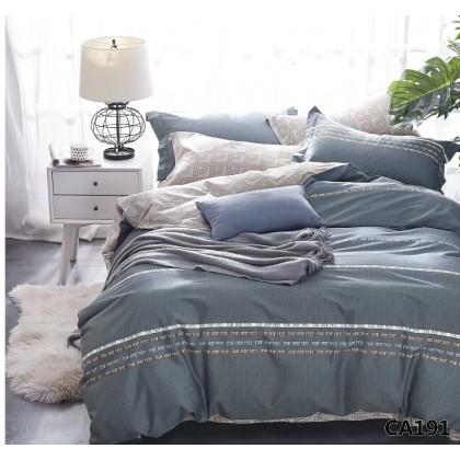 Постельное белье сатин Альвитек CA-4-191  2 спальное