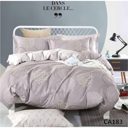 Постельное белье сатин Альвитек CA-1-183  1.5 спальное