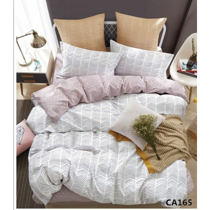 Постельное белье сатин Альвитек CA-4-165  2 спальное