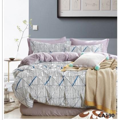 Постельное белье сатин Альвитек CA-4-190  2 спальное