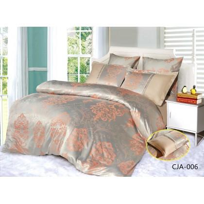 Постельное белье сатин  CJA-4-006 2 спальное