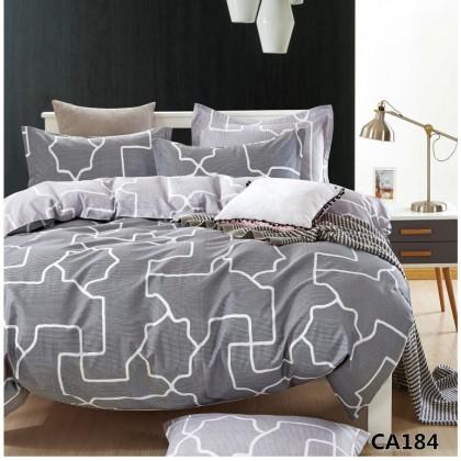 Постельное белье сатин Альвитек CA-4-184  2 спальное