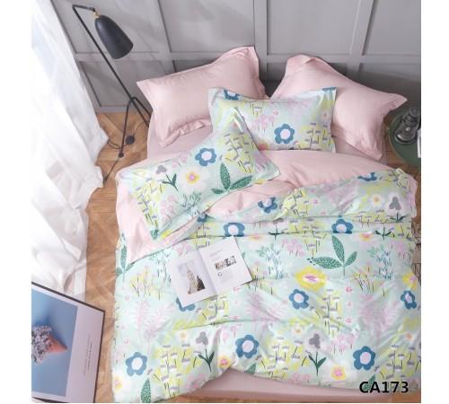 Постельное белье сатин Альвитек CA-1-173  1.5 спальное