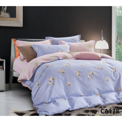 Постельное белье сатин Альвитек CA-1-178  1.5 спальное