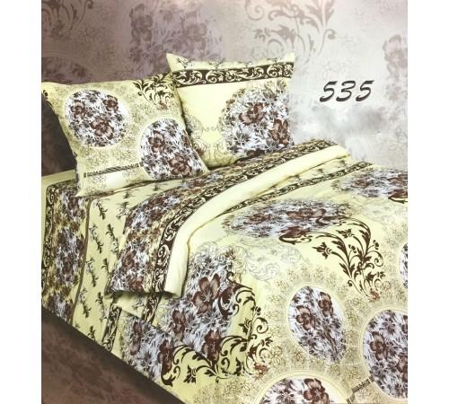 Постельное белье бязь Экзотика 535 1.5 спальное