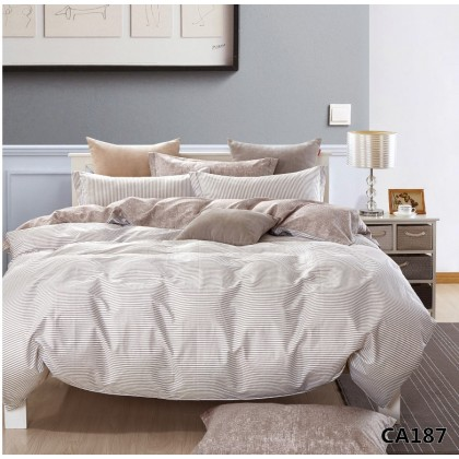 Постельное белье сатин Альвитек CA-4-187  2 спальное