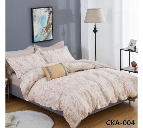 """Постельное белье сатин """"Альвитек"""" CKA-6-004 евро"""