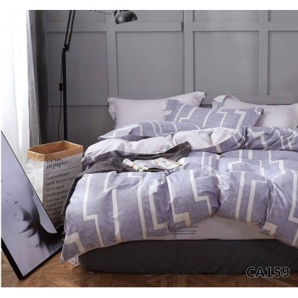Постельное белье сатин Альвитек CA-4-159  2 спальное