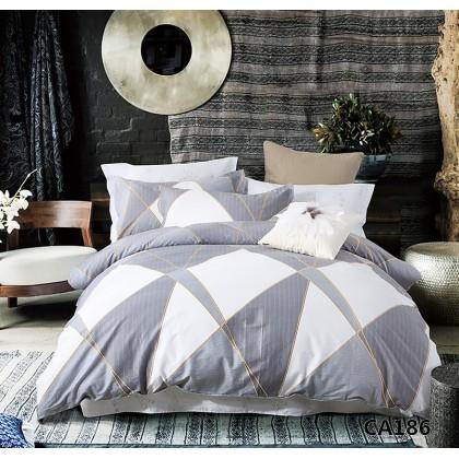 Постельное белье сатин Альвитек CA-4-186  2 спальное