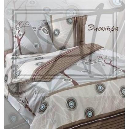 Постельное белье бязь Экзотика Электра семейное
