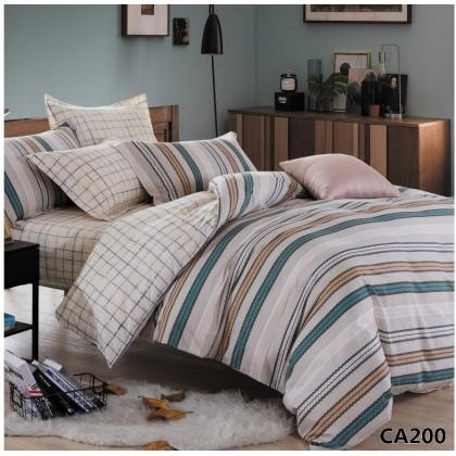 Постельное белье сатин Альвитек CA-4-200  2 спальное