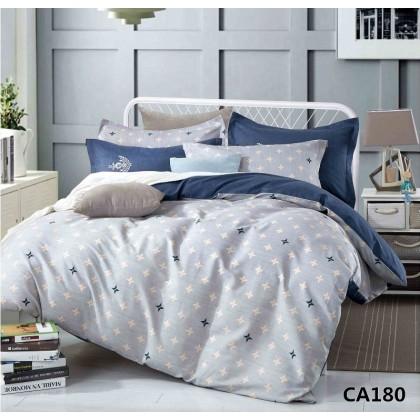 Постельное белье сатин Альвитек CA-1-180  1.5 спальное