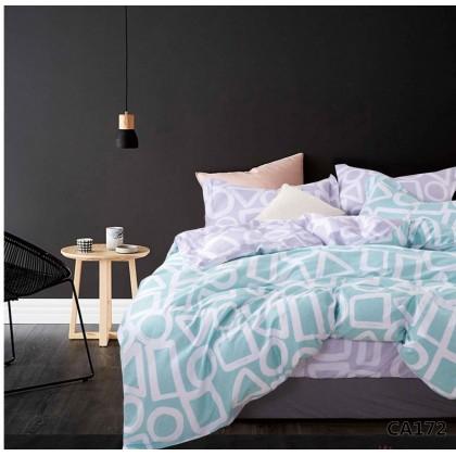 Постельное белье сатин Альвитек CA-1-172  1.5 спальное